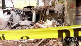Realizan demoliciones con permiso falso, en CDMX