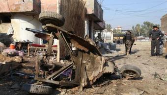 atentado suicida deja siete muertos y trece heridos afganistan