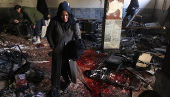 atentado suicida minoria chii deja menos 40 muertos kabul