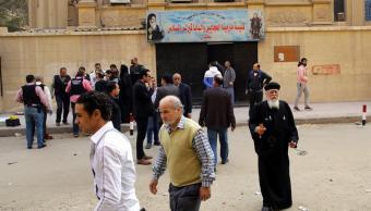 ataque armado iglesia cairo deja 10 muertos
