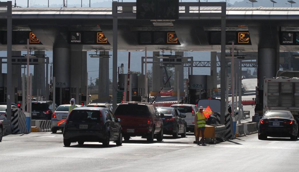 Capufe: 94 millones de personas transitaron por carreteras en Semana
