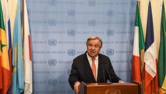 Estatus de Jerusalén se debe resolver en negociaciones directas, dice ONU