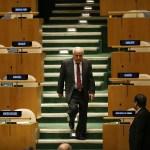 Palestina pide al mundo rechazar la intimidación de EU sobre Jerusalén