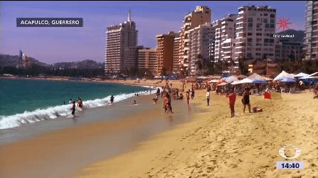 Acapulco Prepara Recibir Vacacionistas Puerto