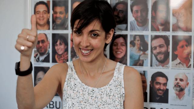Adriana, nieta recuperada por las Abuelas de Plaza de Mayo
