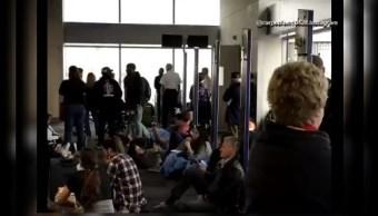 Apagón en aeropuerto de Atlanta obliga a suspender vuelos