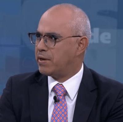 Alejandro Moreno, director de Encuestas de 'El Financiero'