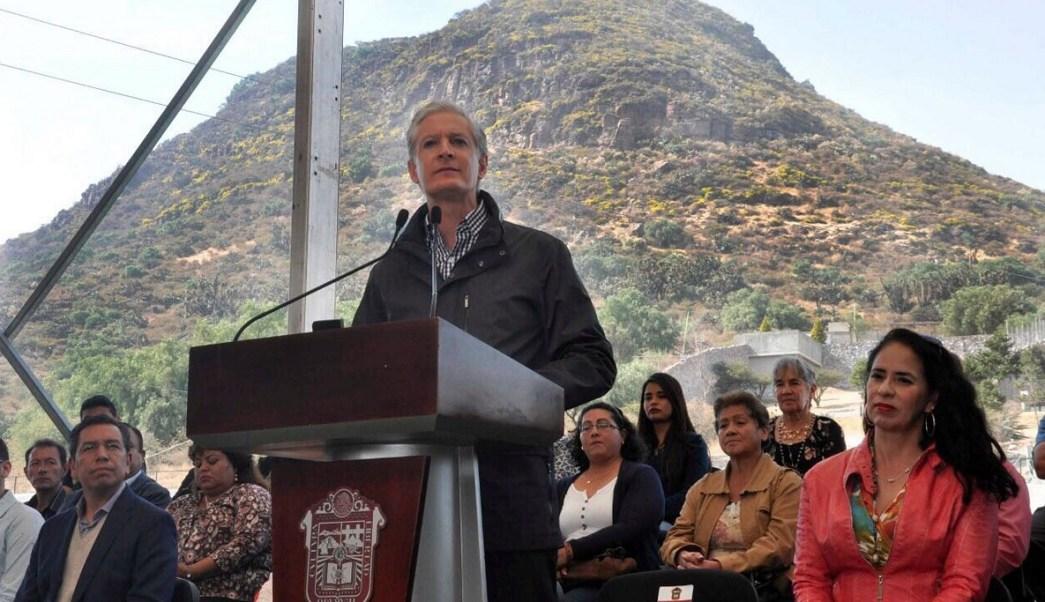 del mazo destaca logros seguridad tres meses gestion estado mexico