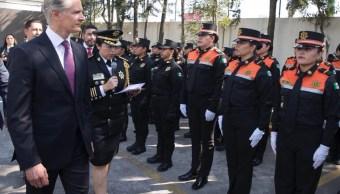 Alfredo Del Mazo ofrece aumento salarial