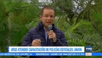 Anaya Compromete Hacer Donativo Pro Bosques Coalición Por México Al Frente