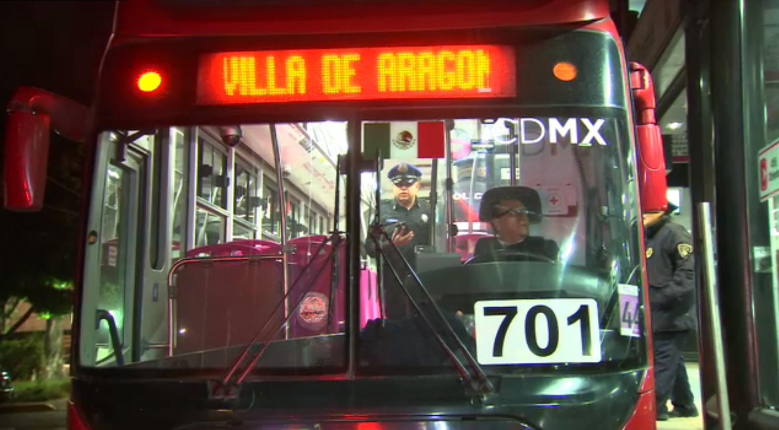 Otro asalto en metrobús