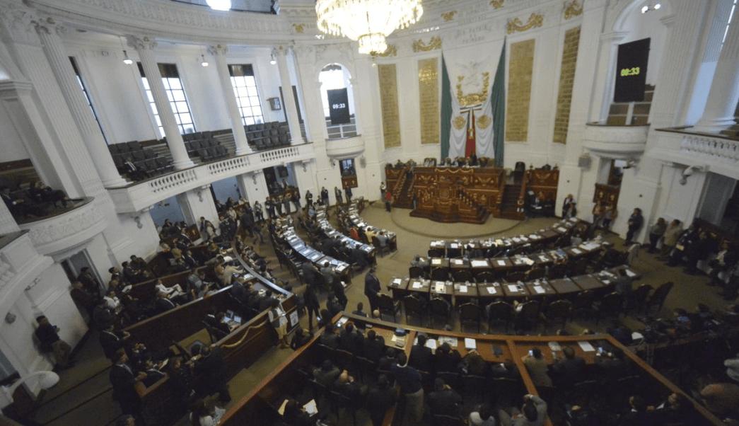 Asamblea Legislativa aprueba Presupuesto de Egresos para 2018