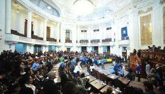 asamblea legislativa discute presupuesto para cdmx en 2018