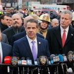 """Explosión de Nueva York """"fue un intento de ataque terrorista"""", dicen autoridades"""