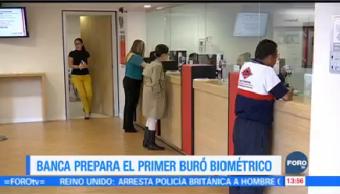 Banca Alista Registro Datos Biométricos Usuarios