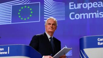 Barnier dice que el acuerdo final del Brexit estará listo en octubre 2018