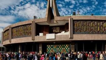basilica de guadalupe en ciudad de méxico