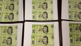 aseguran 44 mil pesos mas 200 billetes falsos culiacan sinaloa