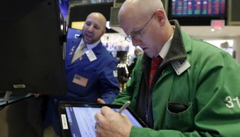 Wall Street cierra récords Dow Jones y SP 500