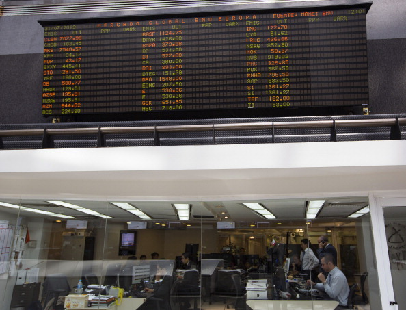 La Bolsa Mexicana de gana 0.46 por ciento