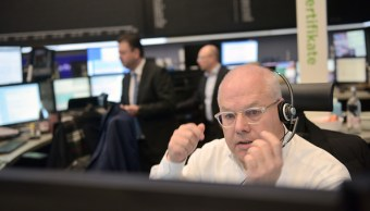 Las Bolsas europeas cierran en terreno negativo
