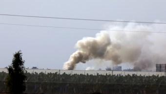 Israel bombardea puestos de Hamas en Gaza tras lanzamiento de cohetes