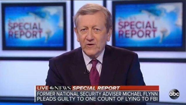 ABC suspende al periodista Brian Ross por informe erróneo de Flynn