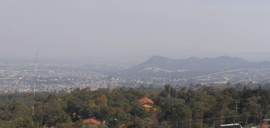 Ecatepec y Tepotzotlán presentan mala calidad del aire