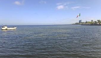 litoral campeche resiente erosion cambio climatico