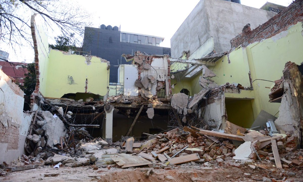derriban casas estilo art deco neocolonial la condesa permiso