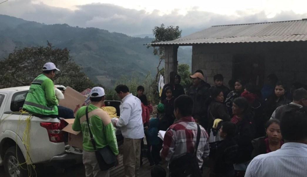 Familias de Chalchihuitán y Chenalhó regresan a sus comunidades, dice gobierno de Chiapas