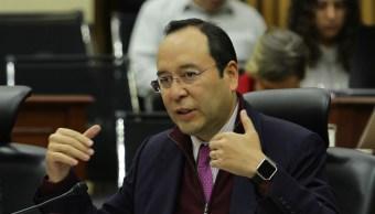 INE presenta partidos proyecto recorte presupuestal