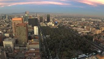 El Valle de México tendrá una mañana fría con cielo medio nublado