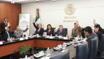 comisiones senado eliminan pase automatico fiscal general