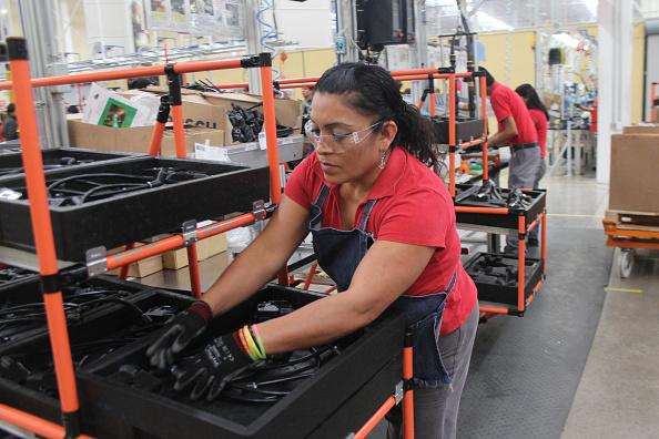 La confianza empresarial manufacturera se mantiene en noviembre