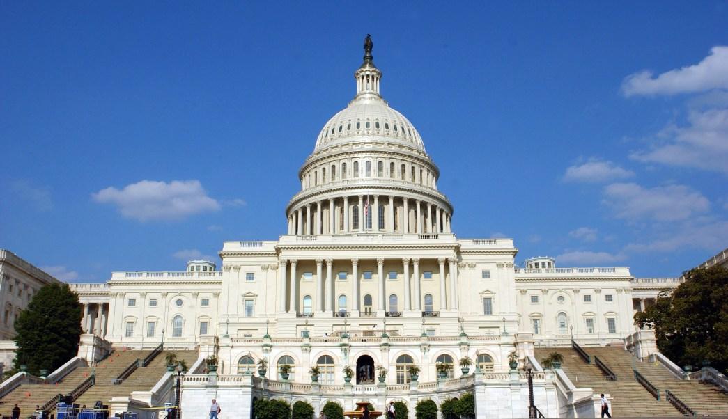 Congreso Estados Unidos evita parálisis presupuestaria