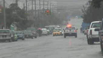 Continuarán en Coahuila las lluvias aisladas y bajas temperaturas