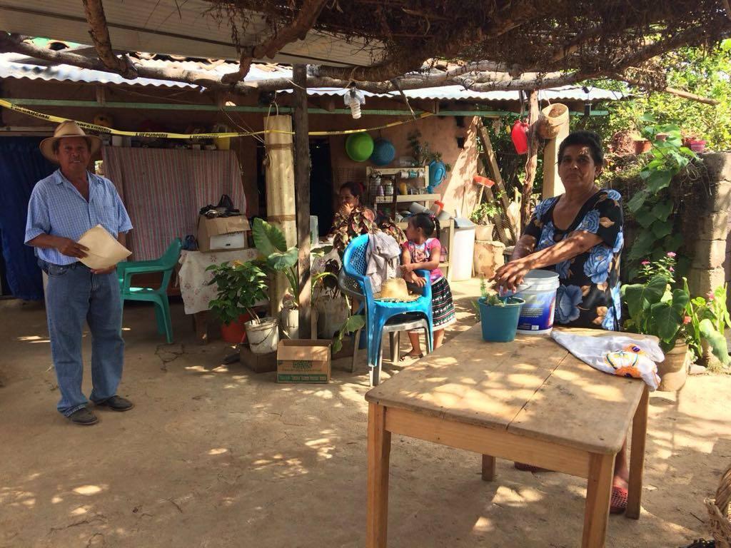 Damnificados por sismo en Cintalapa, Chiapas, no han recibido tarjetas del Fonden