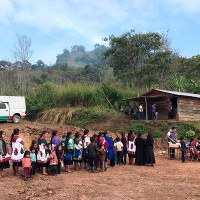Desplazados de Chenalhó piden intervención del Gobierno en conflicto agrario