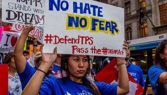 Más de treinta republicanos en EU piden una nueva ley pro dreamers