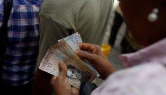 La Economía de Venezuela cae 12% en nueve meses