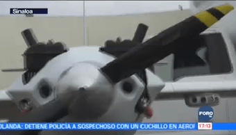 Emplearán Drones Reforzar Seguridad Sinaloa