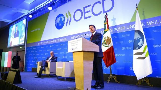 Reformas estructurales, plataforma para crecimiento de México, dice Enrique Peña Nieto