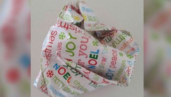 autoridades llaman evitar envolturas regalos reducir desechos