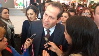 PRI reforzará presencia territorial para recuperar la CDMX, dice Eruviel Ávila