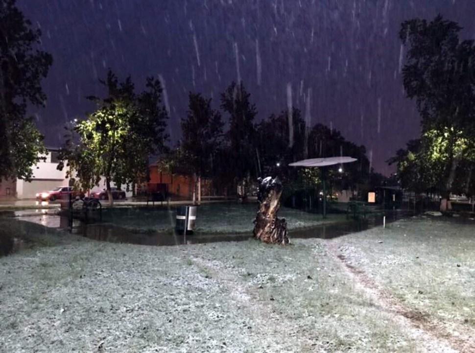 Primera tormenta invernal provoca bajas temperaturas en varios estados del país