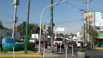 Marchan durante sepelio de lideresa de los 'Panchos Villas' en Iztapalapa