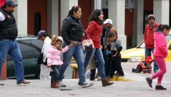 Municipios en Sonora alcanzan temperaturas de hasta menos siete grados