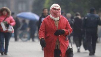 Frente frío número 13 causa temperaturas bajo cero en Zacatecas