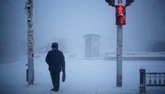 Yakutsk, la ciudad más fría del planeta que registra -60° C